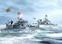 SARC-6 aan boord van de Leopold I