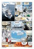 """Planche """"SARC-6 à bord du Léopold I"""""""