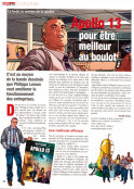 Le Soir Magazine - 8 nov 2004