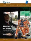 """Brochure réalisée pour soutenir une formation donnée pour la STIB sur la """"maîtrise de soi et des autres"""""""