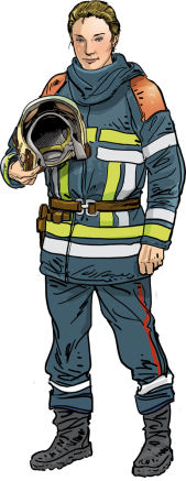 Officier du SIAMU