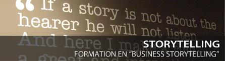 Formation en Storytelling