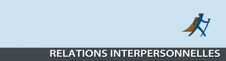 Relations interpersonnelles