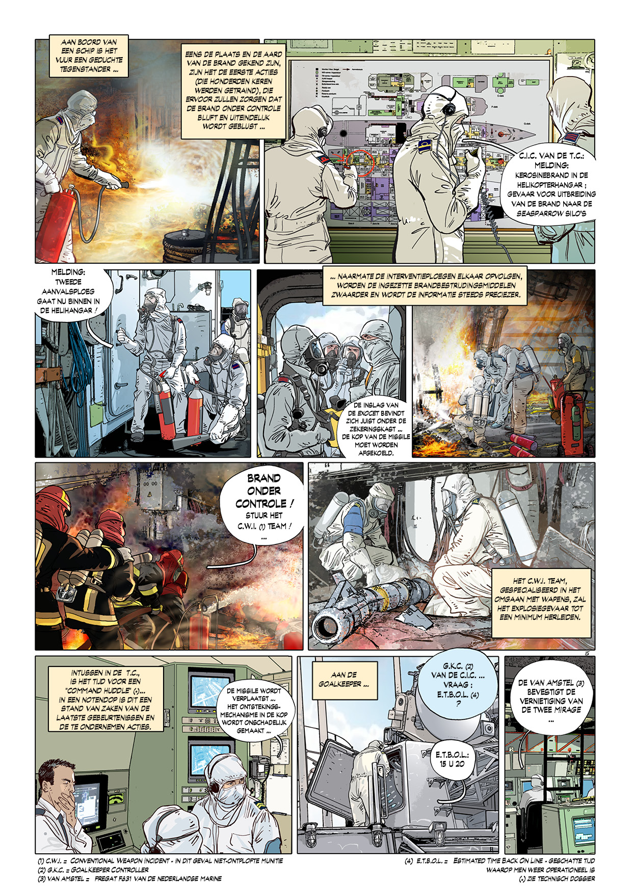 SARC-6 NL - Page 7 - Stripverhaal