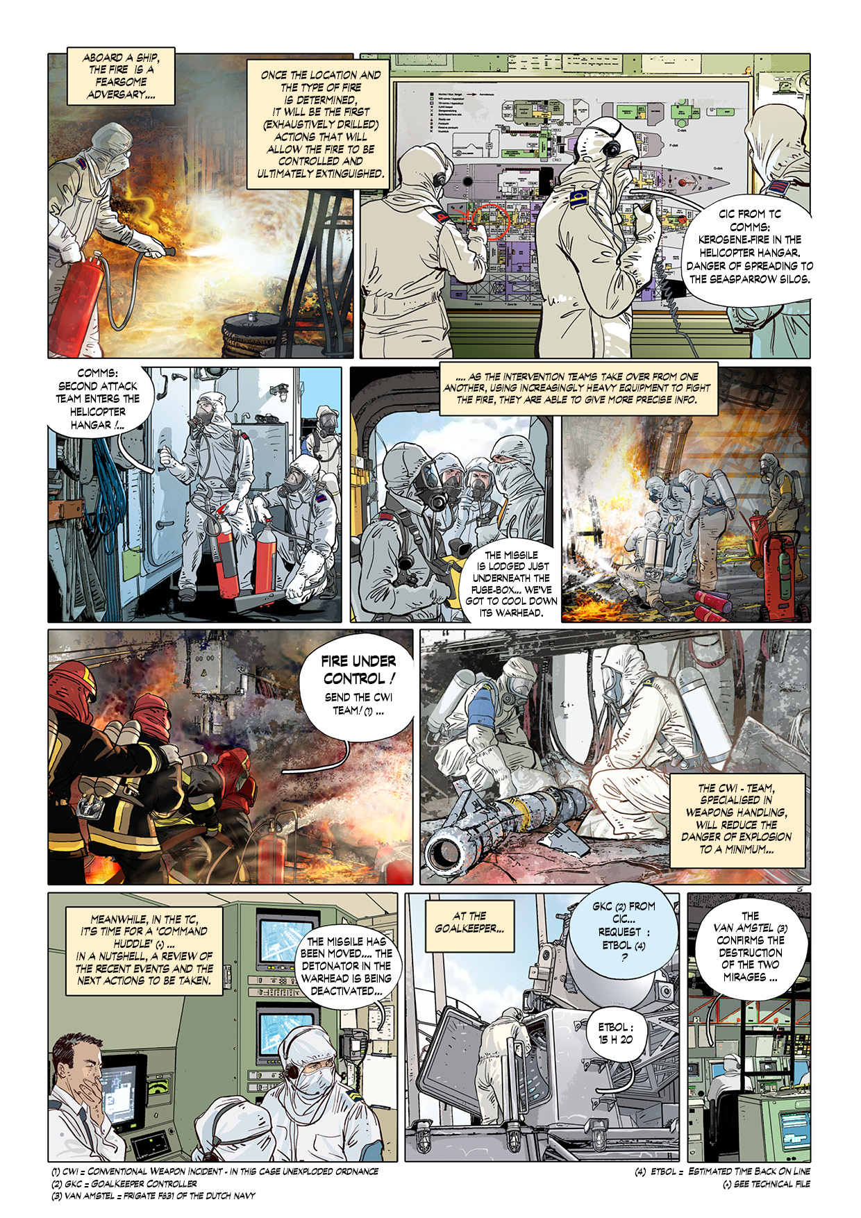 SARC-6 UK - Page 7 - Comic strip