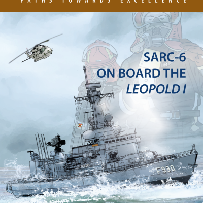 SARC-6 on board the Leopold I