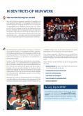 MIVB-STIB - Inhoud van de gepersonaliseerde brochure
